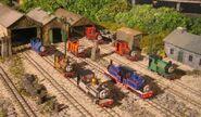 Skarloey railway roster by rattlerjones-dbrspyg