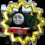 A Ragyogó mozdony