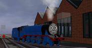 Thomas becomes gordon now