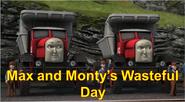 MaxandMontysWastefulDay
