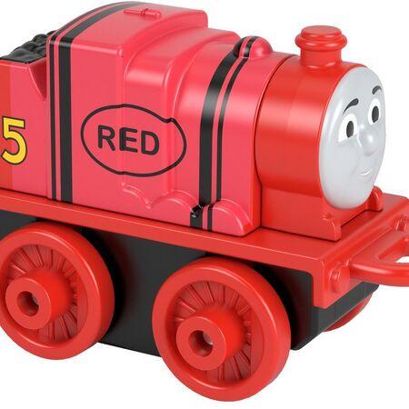 Thomas /& Friends Minis-Red CRAYON JAMES