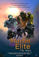 Marlin the Elite Movie Poster