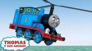El Helicoptero Thomas - Deseos mágicos de cumpleaños de Thomas - Thomas y Sus Amigos