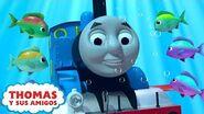 Thomas el Submarino Deseos mágicos de cumpleaños de Thomas Thomas y Sus Amigo