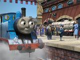 Thomas y la Locomotora Real