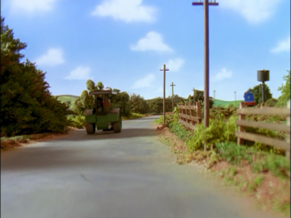 Carretera de Kirk Ronan