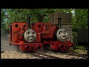 Thomas y sus amigos - Hay que compartir