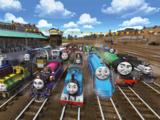 El Gran Show de Ferrocarriles