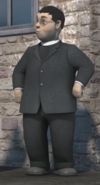 El Clérigo Gordo