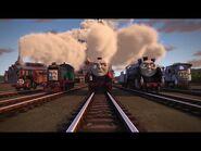 Thomas y sus Amigos - Lo Principal es Siempre la Amistad