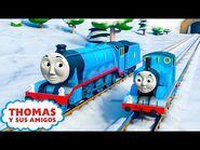 Thomas y Percy aprenden las estaciones del año - Aprendiendo con Thomas - Thomas y Sus Amigos