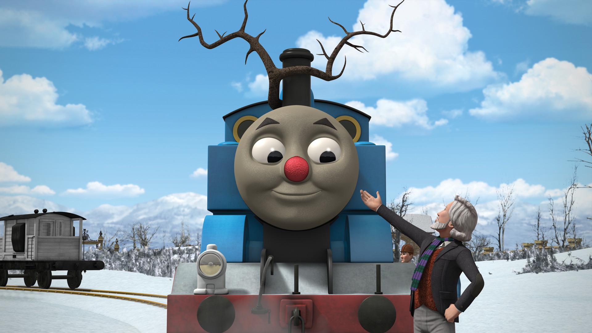 La Pequeña Locomotora de Santa