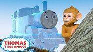 Thomas y los Monos - Deseos mágicos de cumpleaños de Thomas - Thomas y Sus Amigos
