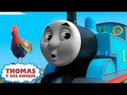 Thomas y Percy en la granja - Aprendiendo con Thomas - Thomas y Sus Amigos