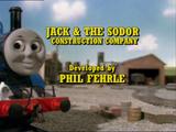 Jack y la Compañía Constructora de Sodor