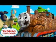 Thomas y Sus Amigos - El festival de primavera - Thomas y la gran entrega de Huevos de Chocolate