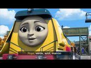 Thomas & Friends - Roll Call (S22) - European Spanish (HD)