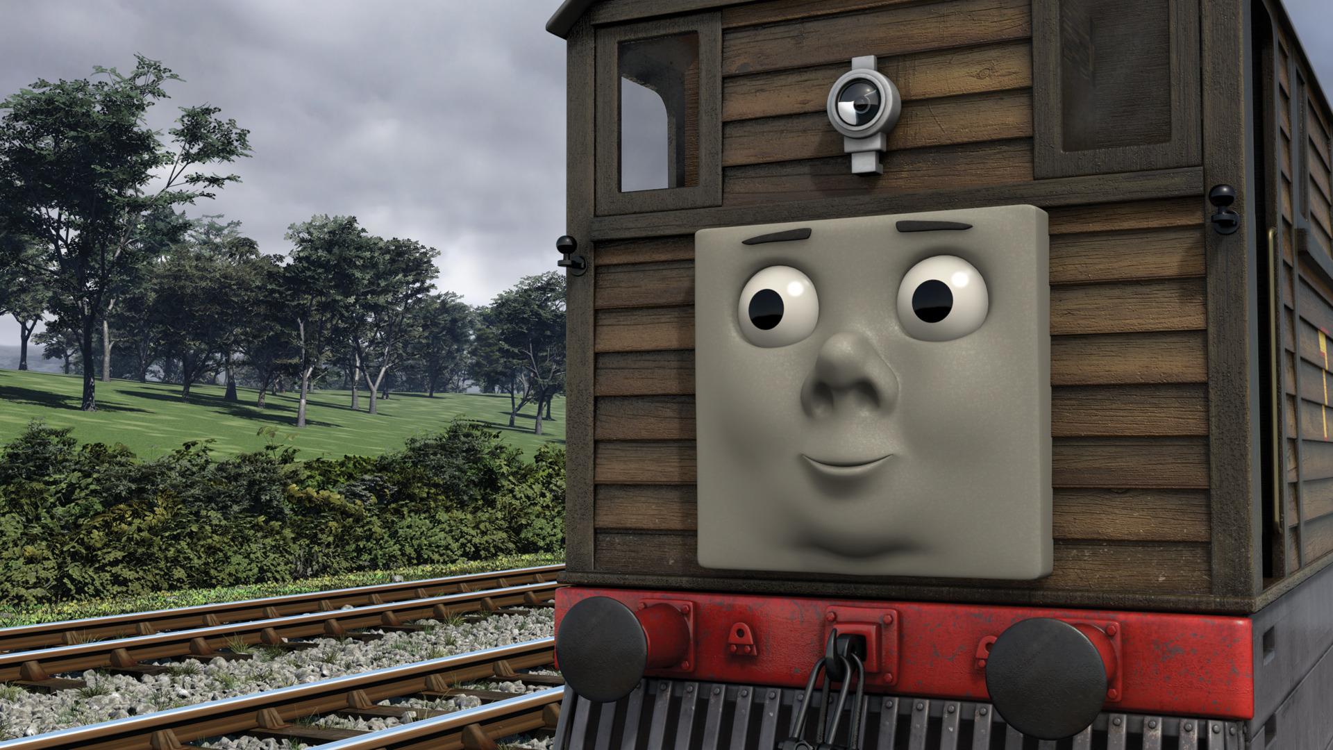 Toby y los Bosques Silbantes