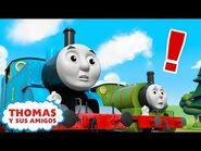 Los Accidentes Ocurren - Aprendiendo con Thomas - Thomas y Sus Amigos