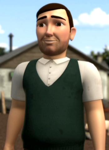 Granjero Trotter