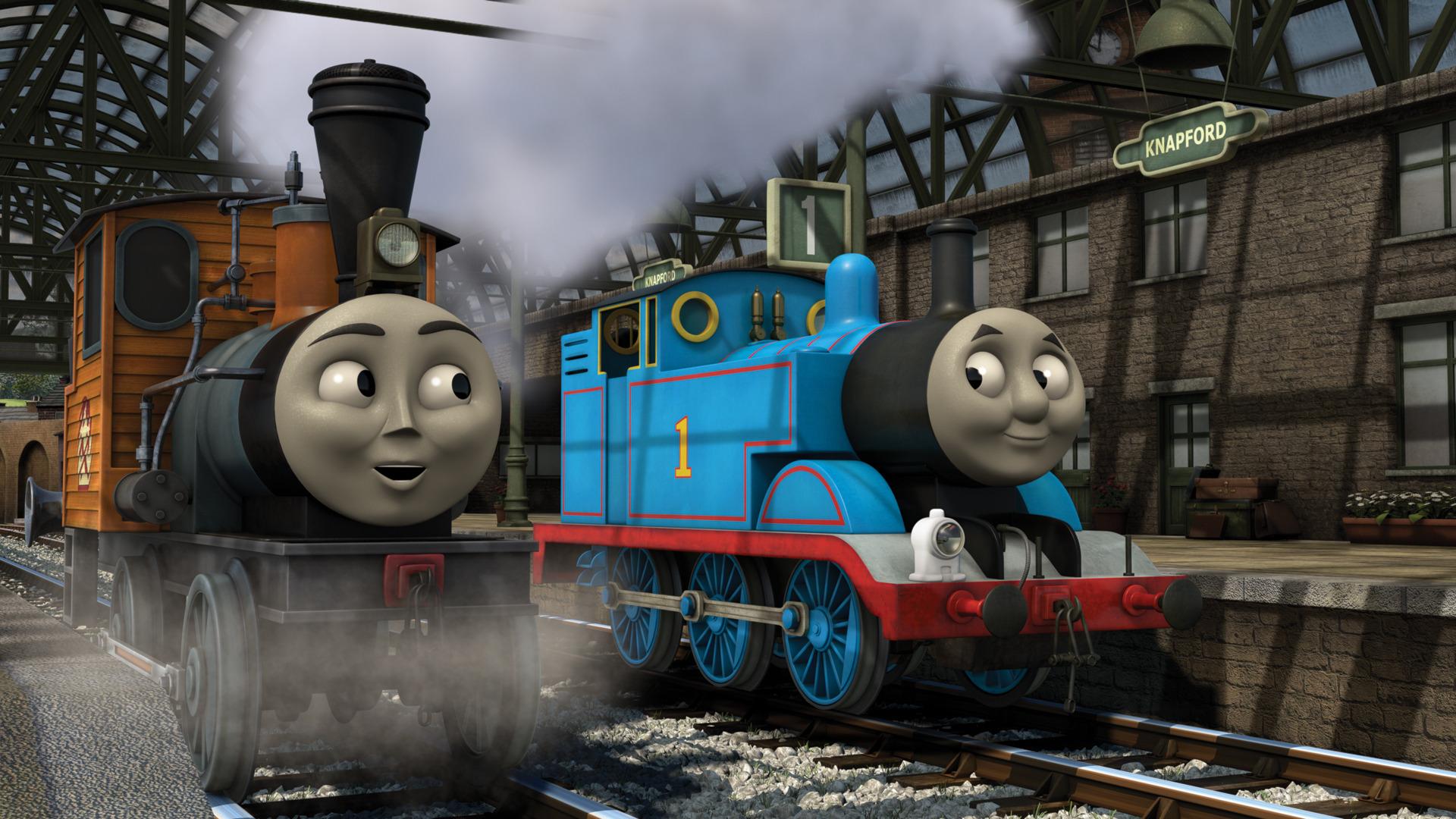 El Día Alocado de Thomas