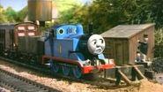 Thomas y sus amigos - thomas en problemas.