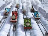 Los Adornos de Navidad Perdidos