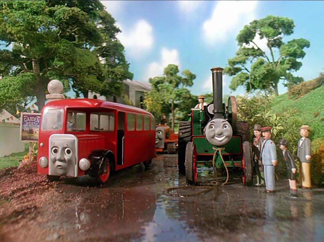 Edward, Trevor y la Fiesta Realmente Útil