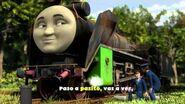 Thomas y sus amgios - Karaoke - Héroe De Las Vías