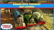 Donde esta Thomas? (Español latino) -Thomas y sus Amigos-