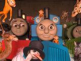 El Arca de Animales de Thomas