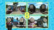 Thomas y sus amigos Roll Call Temporada 22 En Español Latino