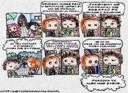 Komiks by Milena Zaremba - scenka z wilka 2