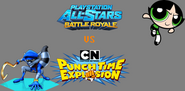 All Stars Battle Royale VS Punch Time Explosion