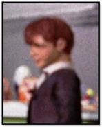 Boy at counter
