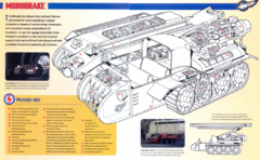 Monobreak cutaway