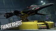 Brains Reveals The New Thunderbird 'Shadow' Thunderbirds Are Go Clip