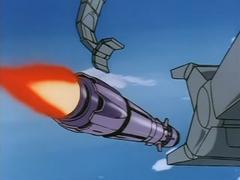 Shockwave-missile