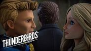 Gordon, Penelope And Parker Set Off The King's Trap Thunderbirds Are Go Clip