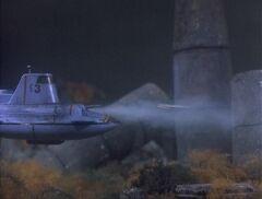 Firing a torpedo
