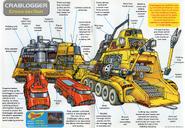 Crablogger (cutaway)