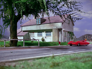 Granma tracy's ,house