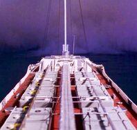 Ocean Pioneer Bridge View