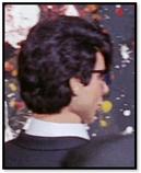 Man with black hair(art gallery)