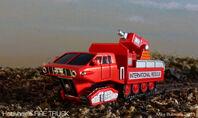 Fire Truck IR
