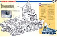 Transmiter Truck cutaway