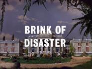 Brink of Disaster