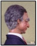 Man with grey hair (New York)