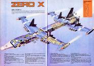 Zero X Cutaway