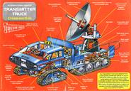 Transmitter Truck cutaway